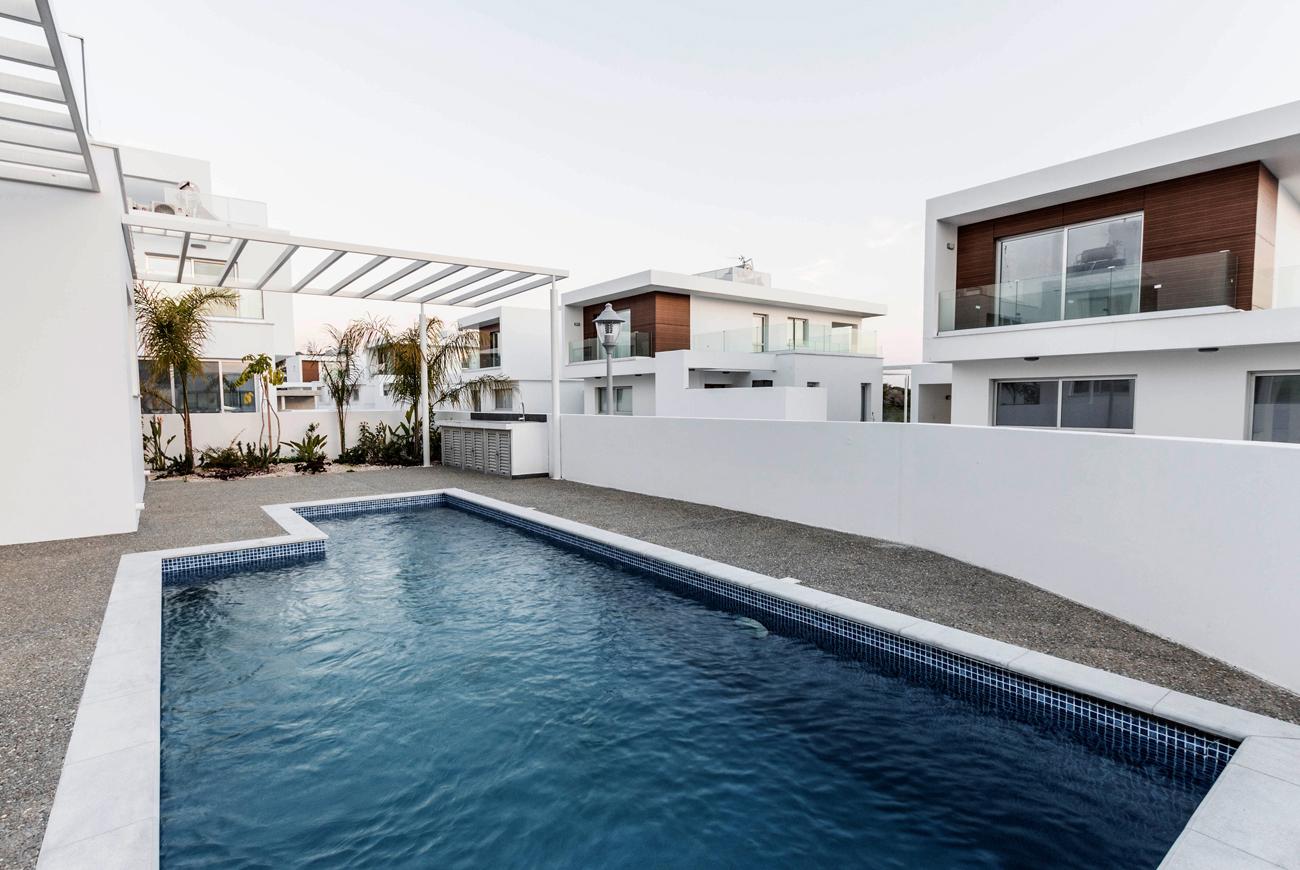 ELITE BLUE Residence - AYIA NAPA - Vile Premium _ Privelisti minunate
