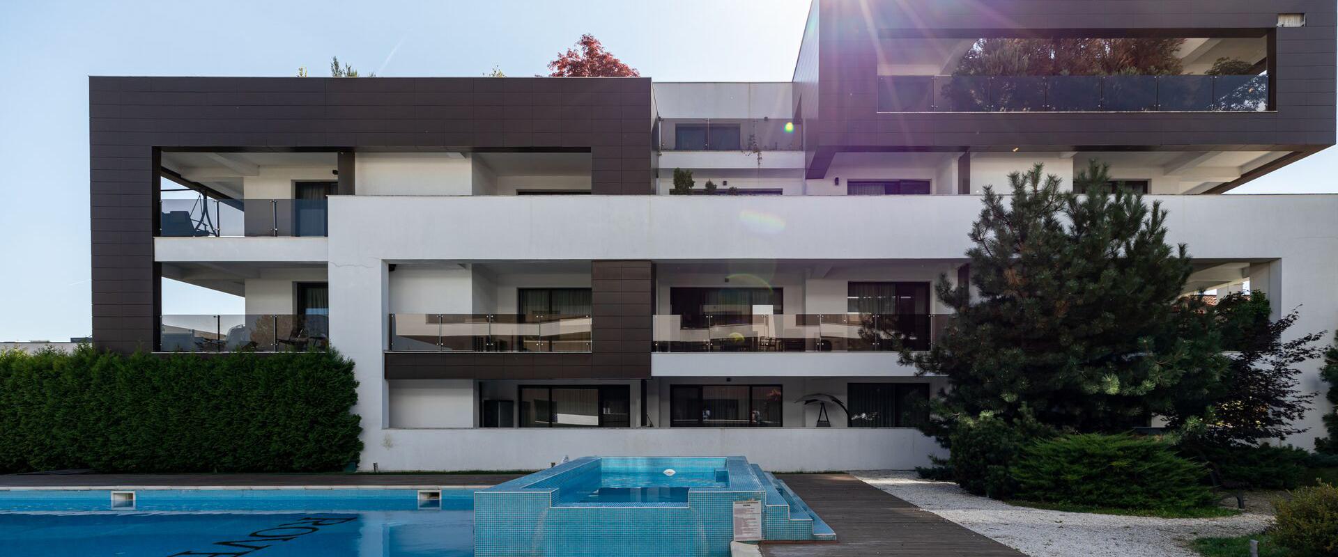 Vanzare apartament 2 camere Rovere. Exclusive concept. Iancu Nicolae - Pipera [ID: CP833194]