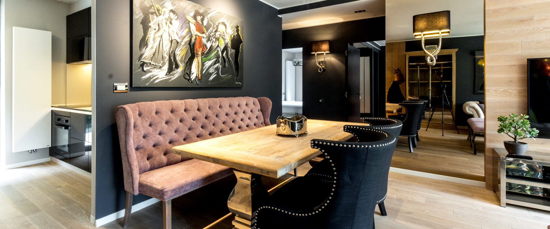 Inchiriere apartament 3 camere | Eleganta si stil | Dorobanti, Capitale [ID: 1048399]