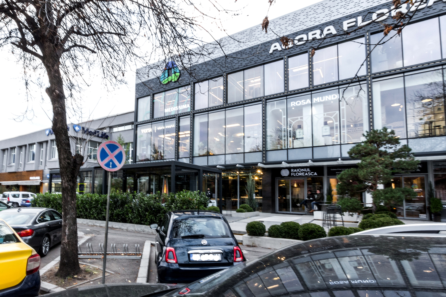 Cartierul Floreasca