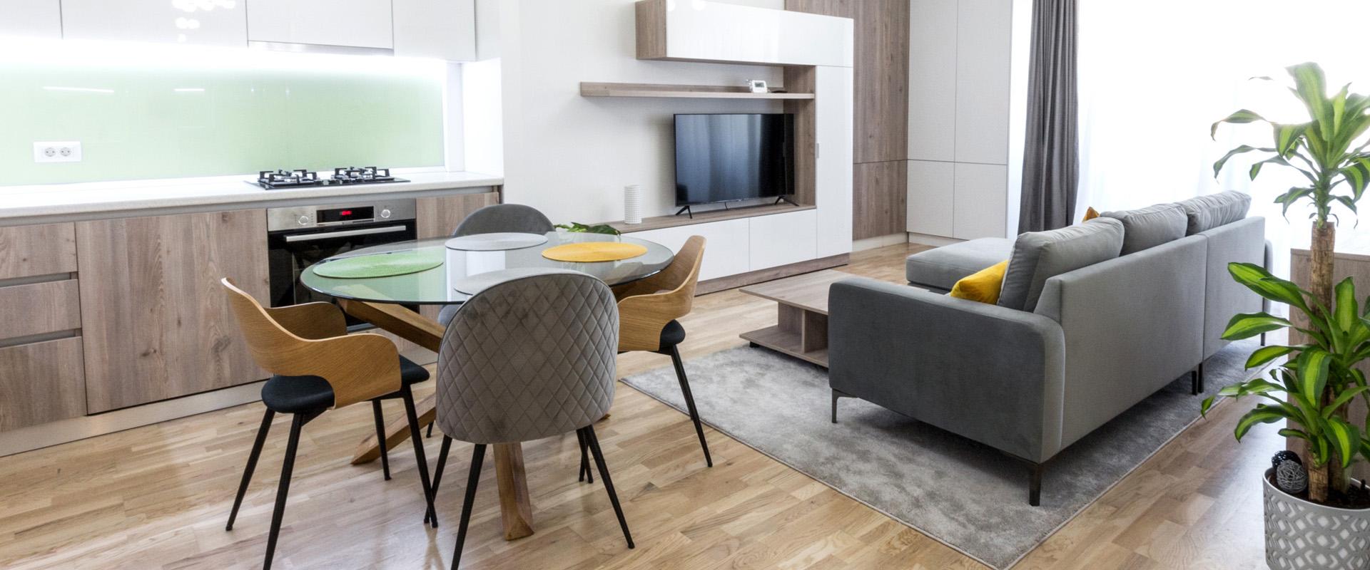 Inchiriere apartament 2 camere   Vedere Est, Premium   102 The Address [ID: 1198460]
