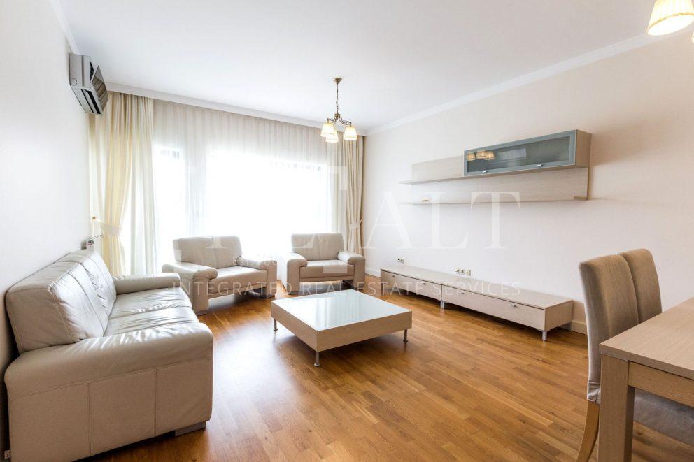 Inchiriere apartament 3 camere | Vedere lac, parc | Emerald, Barbu Vacarescu [ ID 739352 ]