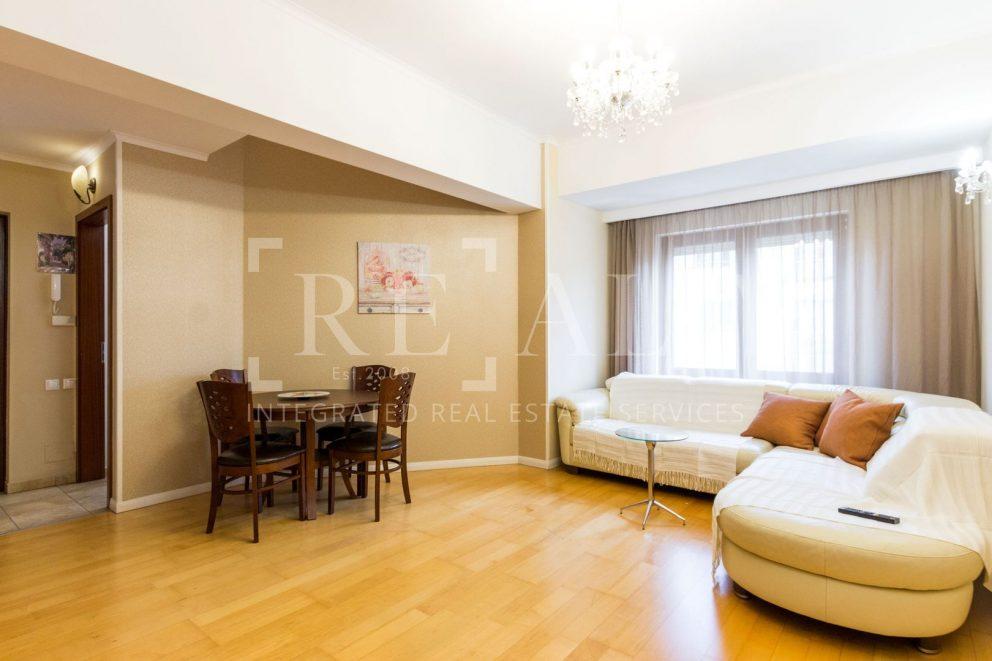 Vanzare apartament 3 camere | Loc de parcare subteran | Herastrau, 2 min de parc [ ID 928930 ]