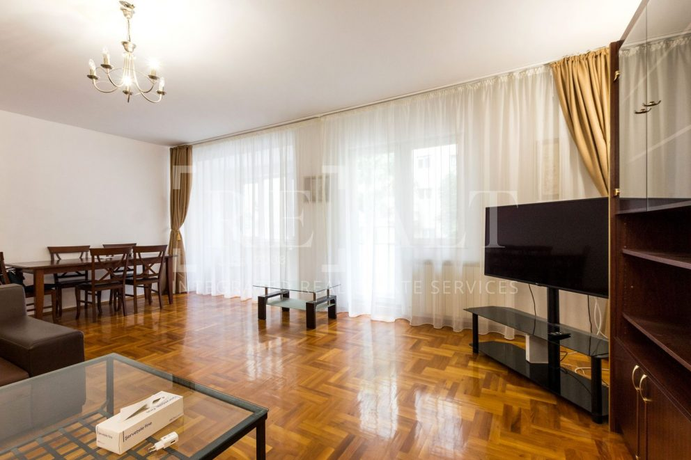 5-rooms apartment for rent | Polona, Stefan cel Mare [ ID 979455 ]