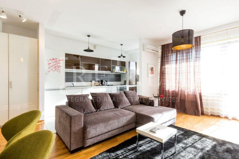 Inchiriere apartament 2 camere | Baneasa, Iancu Nicolae [ ID 980365 ]